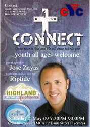 Youth Event at CYC