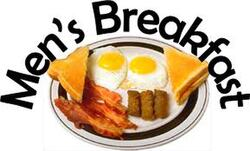 Mens breakfasts