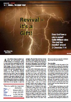 Revival its a gift