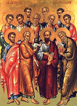 Christians Together : A Strong Letter to the Apostles