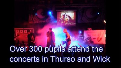 Wick and Thurso outreach