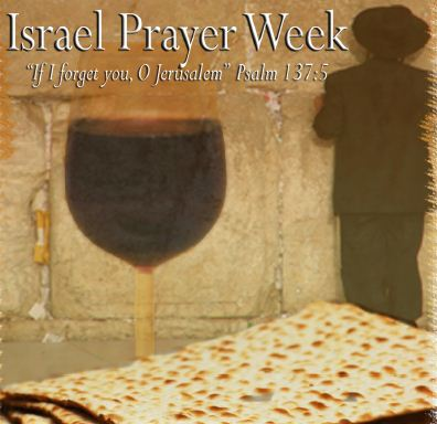 Israel Prayer Week