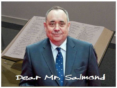Salmond Letter
