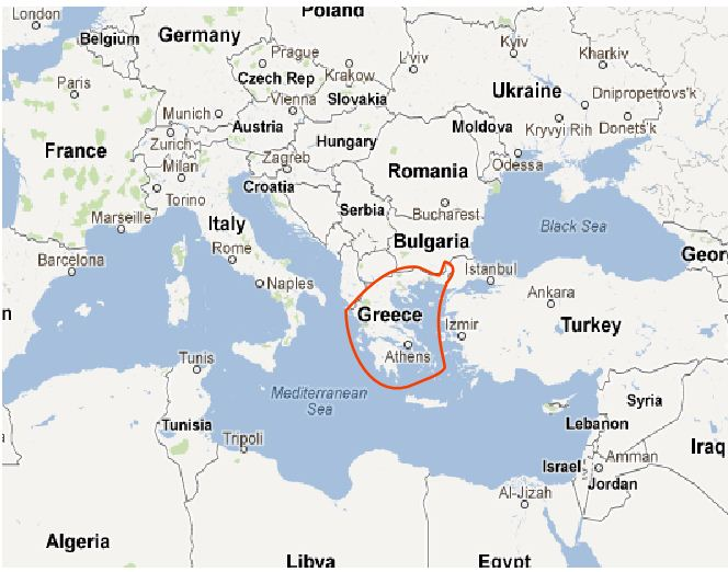 Christians Together : Is Greece European?