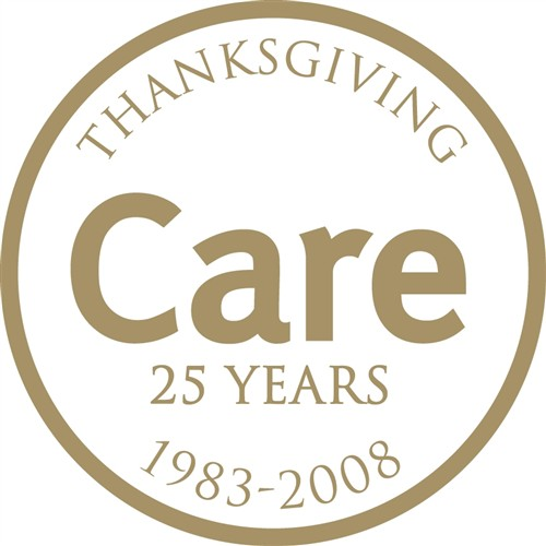 CARE 25years Logo