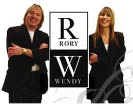 Rory and Wendy Alec
