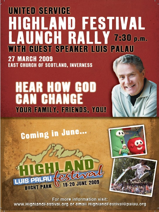 LP Launch Rally