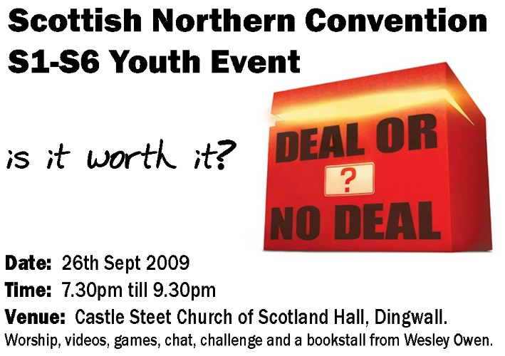 Convention Youth Event