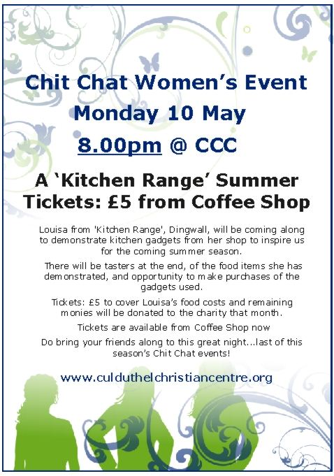 Chit Chat Kitchen Range