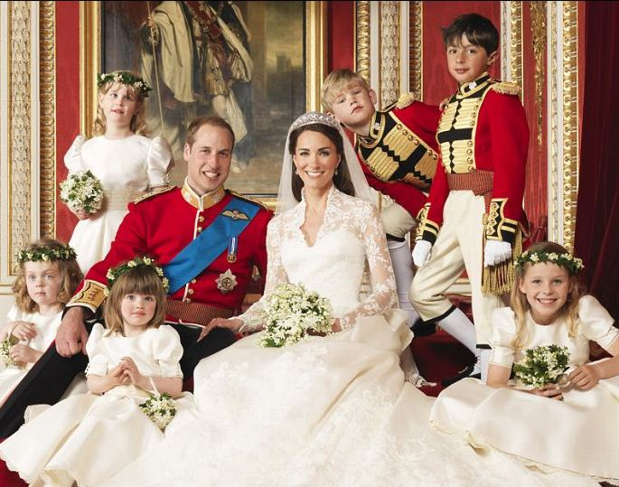417421 - Royal Family Wedding
