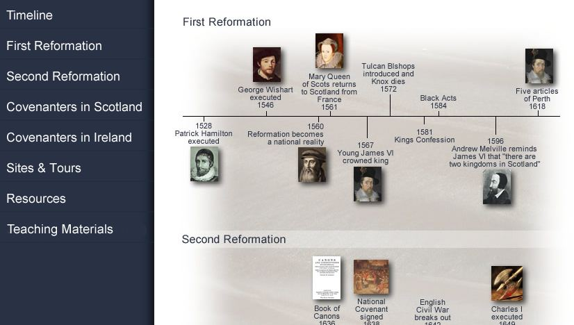 reformation history